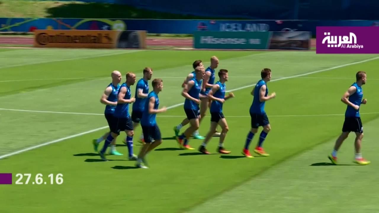 ايطاليا تواجه اسبانيا في قمة مباريات أمم اوروبا