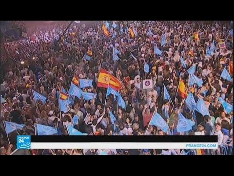 عودة الاحزاب التقليدية في اسبانيا