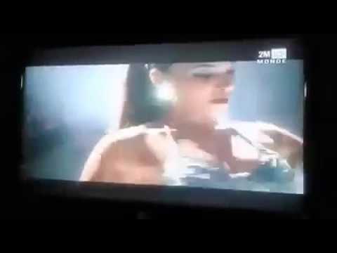 """فيديو صادم … لقطات إباحية على قناة دوزيم بطلتها لبنى أبيضار"""" تغضب المغاربة مرة أخرى"""