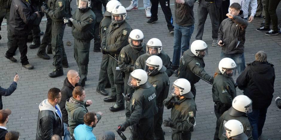 هيئة مكافحة الجريمة في ألمانيا تحذر من تنامي تكوين خلايا إرهابية لليمين المتطرف