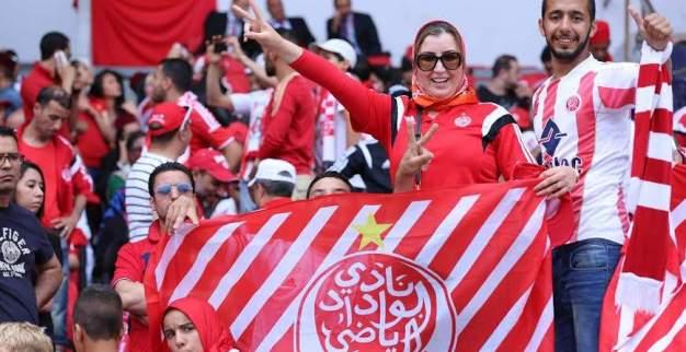 الوداد البيضاوي يتأهل إلى دور ثمن نهاية كأس العرش