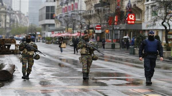 عمليات دهم وتوقيف في اطار مكافحة الارهاب في بلجيكا