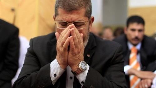 الحكم  بالمؤبد على الرئيس المصري الأسبق محمد مرسي في قضية التخابر