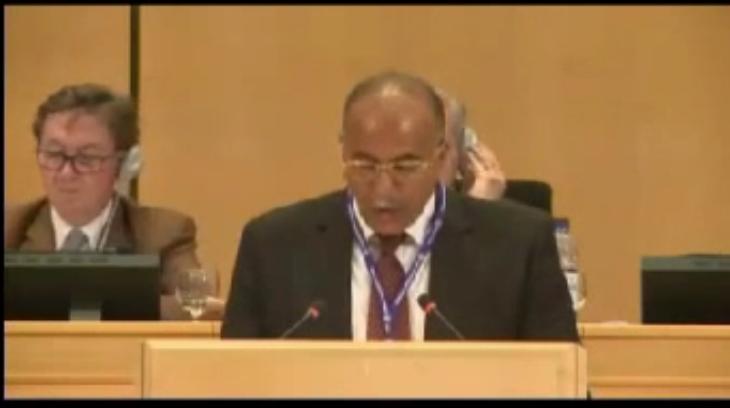 بالفيديو: عبد المولى: الملك وضع أوراش محاربة الفقر والتعاضدية نهجت سياسية القرب من المواطن