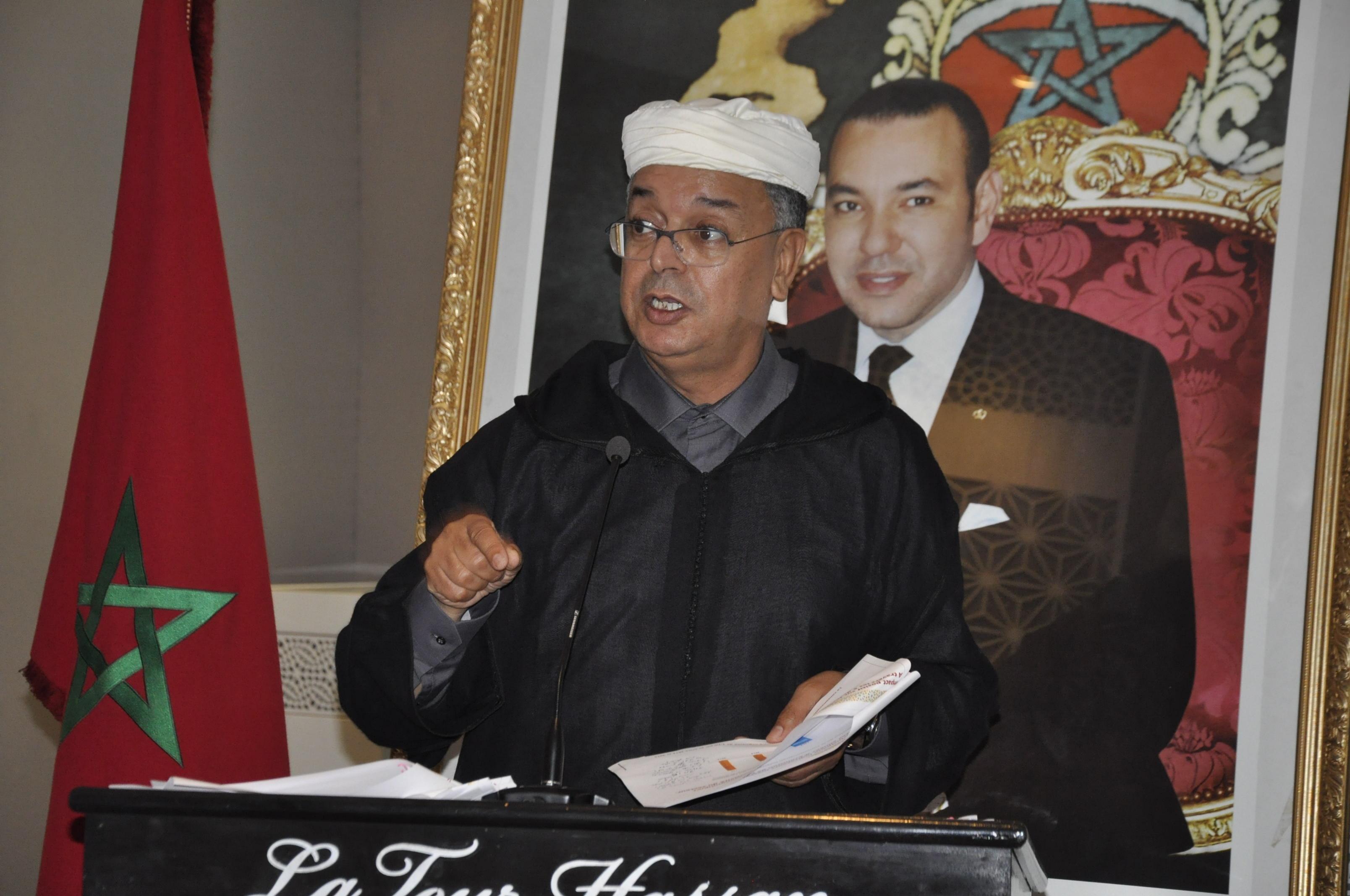حداد يقدم حصيلة وزارة السياحة بحضور وزراء وقيادات حزب الحركة الشعبية
