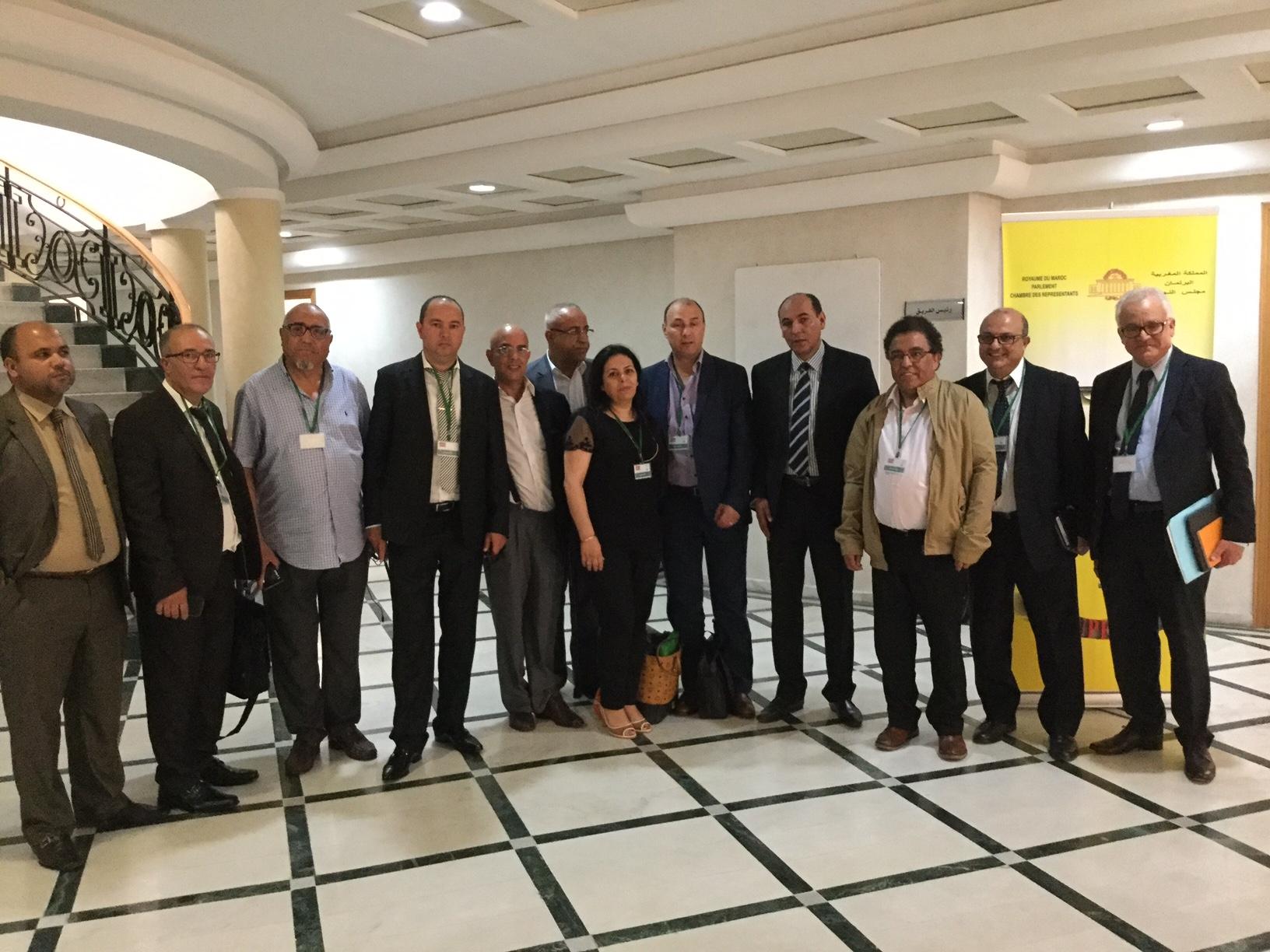 الا نتخابات التشريعية ل 7 اكتوبر 2016  توافق سياسي واسع من اجل تمثيلية نيابية لمغاربة العالم