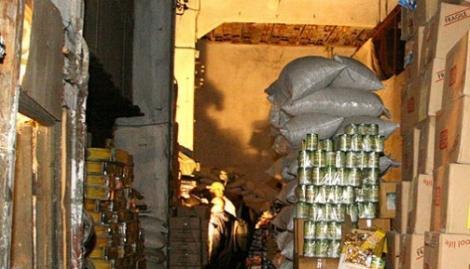 حجز وإتلاف 267 طن من المواد الغذائية الفاسدة خلال 20 يوما من شهر رمضان