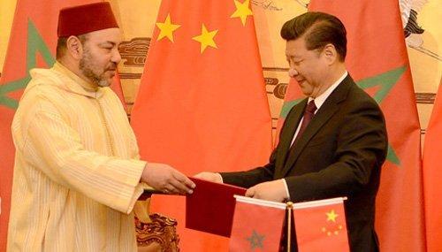 حداد:  المغرب يفتح أرضه أمام 100 مليون صيني