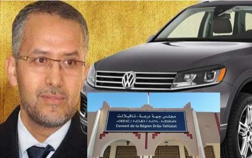 اقتناء الشوباني سبع سيارات رباعية الدفع الفاخرة إشكالية أخلاقية قبل أن تطرح إشكالية قانونية.