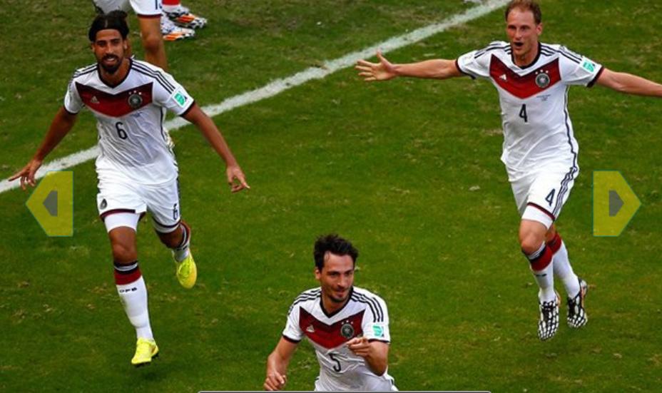المانيا تهزم ايرلندا الشمالية لتتأهل في صدارة مجموعتها