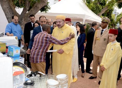 الملك يعطي انطلاقة برنامج دعم التشغيل الذاتي لفائدة السجناء السابقين