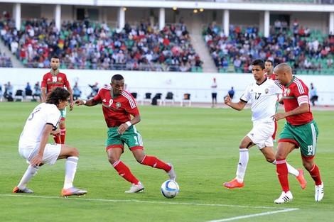 المنتخب المغربي يتعادل برادس التونسية مع نظيره الليبي 1-1