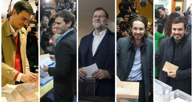 الحزب الشعبي قلق من حصول تحالف بين الاشتراكيين وحزب بوديموس
