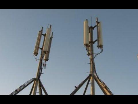 ساكنة سيدي العربي تحتج على تركيب هوائي للاتصالات الخلوية