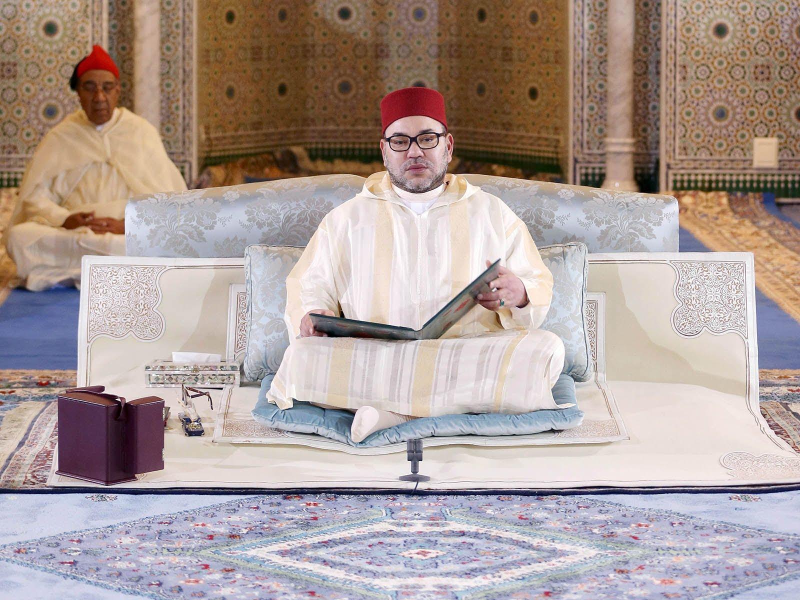 """تأجيل أول درس من """"دروس الحسنية الرمضانية"""" للملك محمد السادس"""