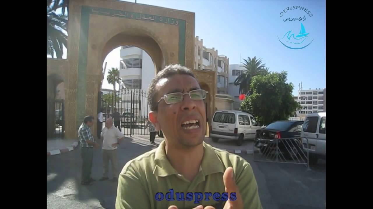 """الحكم على الصحفي """"الظاهرة"""" المهداوي بالسجن أربع أشهر موقوفة التنفيذ"""
