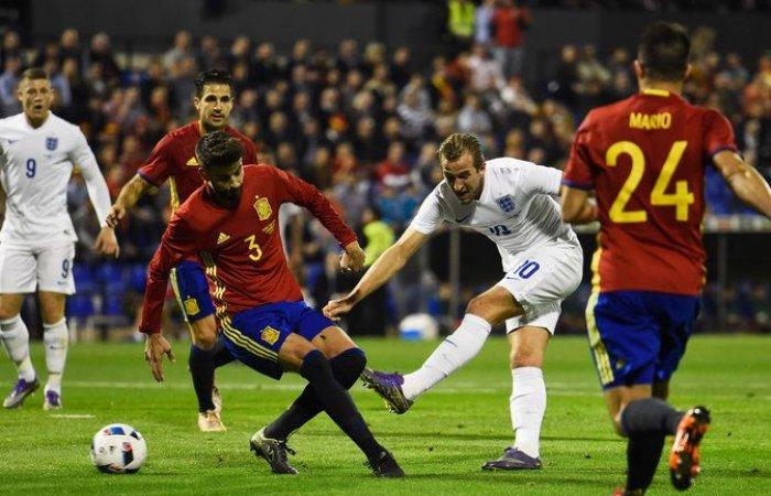 اسبانيا تسقط على ارضها امام جورجيا 1-صفر في مباراة إعدادية لكأس أوروبا 2016