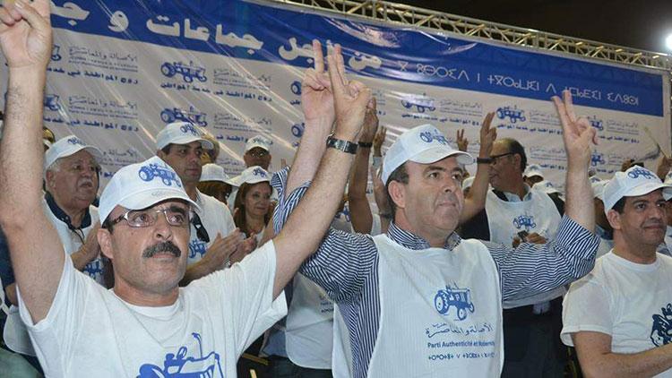 البام متخوف من تسجيل المغاربة في اللوائح الانتخابية ويهاجم وزير الداخلية