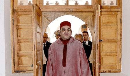 الملك محمد السادس يأمر  بإعادة فتح خمس مدارس عتيقة  خضعت للترميم بفاس