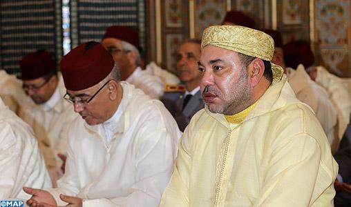 الملك محمد السادس يترأس  بالرباط افتتاح الدروس الحسنية الرمضانية