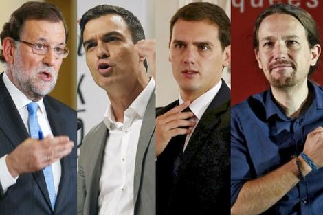الحزب الشعبي الاسباني خرج قويا، والحزب الاشتراكي صمد أمام حزب بوديموس