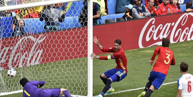 اسبانيا تنتصر على تركيا وتبلغ دور ثمن النهائي