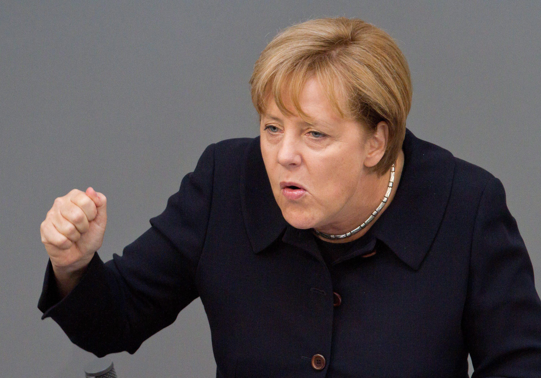 ميركل: ألمانيا ستتصدى لثقافة الإرهاب والكراهية