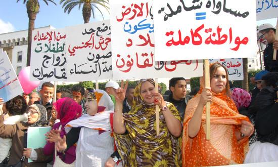 """""""هل سيسجل البرلمان المغربي السبق التاريخي و يعمل على تحسين أحكام التمثيلية السياسية للنساء؟"""