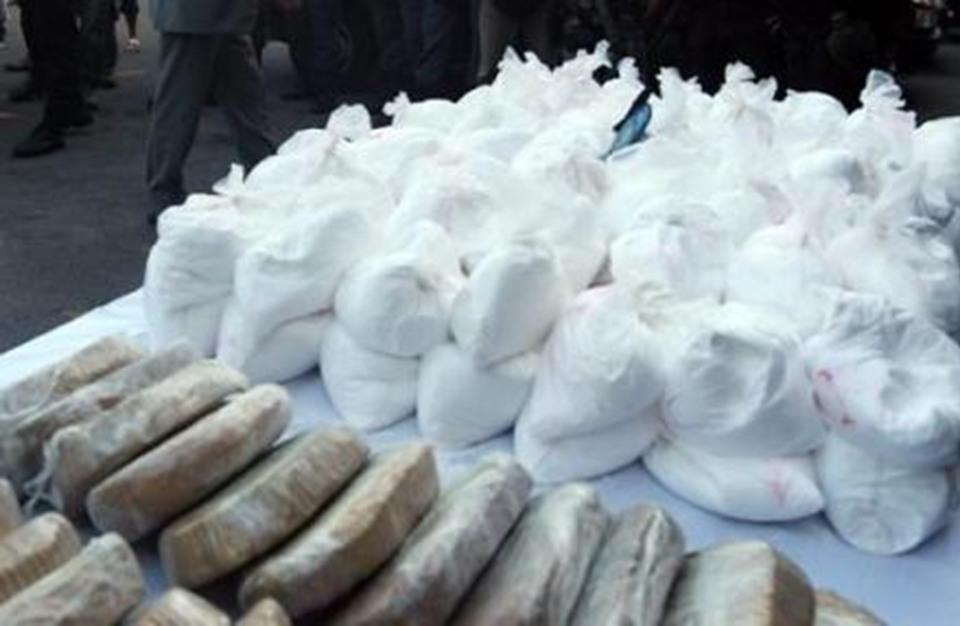 ضبط 2.5 طن من الكوكايين في أكبر عملية تهريب مخدرات في رومانيا