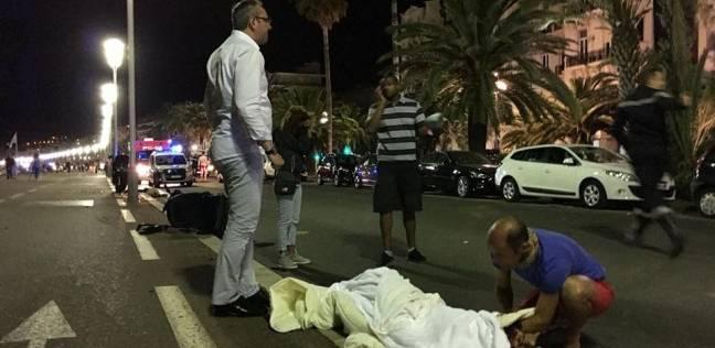خطير:  30 قتيلا في حادثة دهس شاحنة لحشد من المواطنين في نيس بفرنسا
