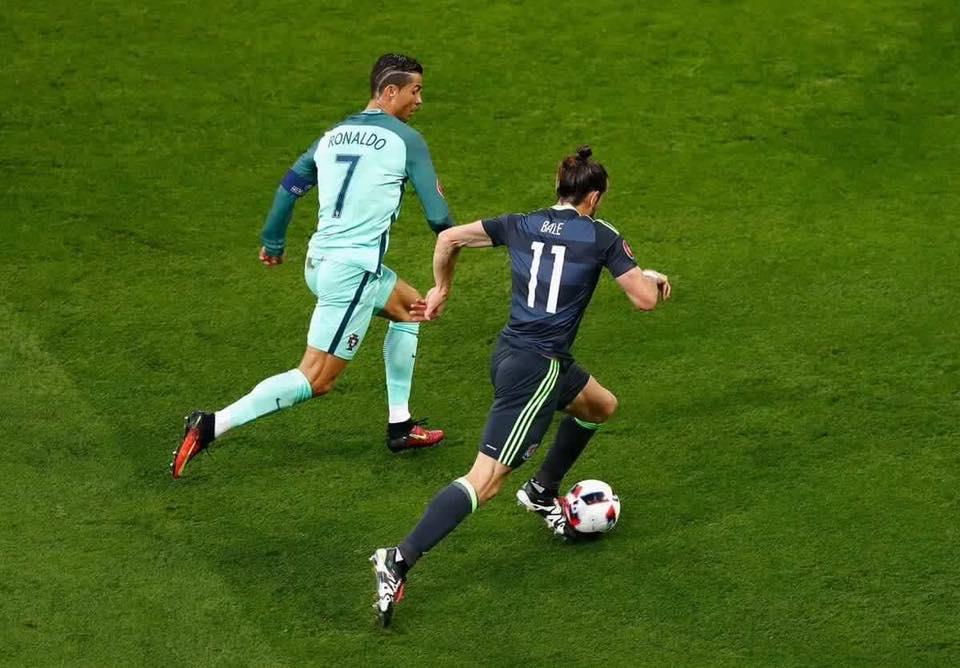 البرتغال تهزم بلاد الغال وتتأهل لنهائي كأس اوربا للأمم