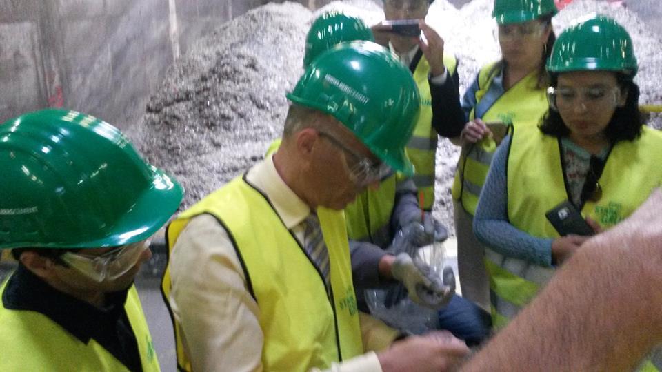 مسؤول ايطالي: تصدير النفايات الإيطالية إلى المغرب تم باحترام تام لأعلى معايير السلامة