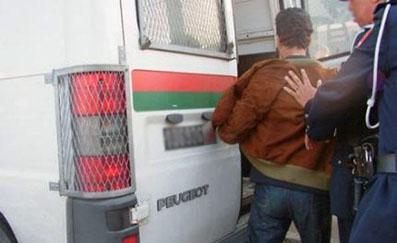 أمن أيت ملول يوقف 4 أشخاص بسبب السرقة بالعنف