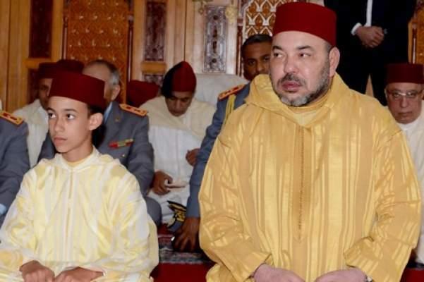 خطيب الجمعة يخصص خطبته أمام محمد السادس للتذكير بفضائل ليلة القدر