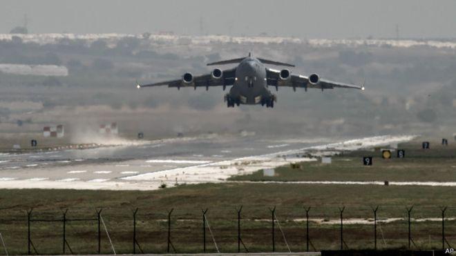 """عاجل: الشرطة التركية تداهم قاعدة """"إنجرليك الجوية"""" الأمريكية"""