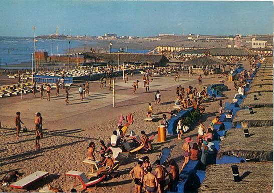 """عصابة بالأسلحة البيضاء تهاجم مصطافين بشاطئ"""" صابليت"""""""