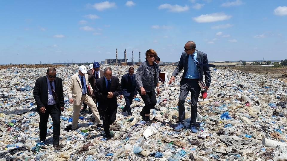 """البام : الحكومة ارتكبت جريمة ب""""استيراد النفايات الإيطالية"""" ونطالب بتشكيل لجنة لتقصي حقائق الصفقة الخطيرة"""