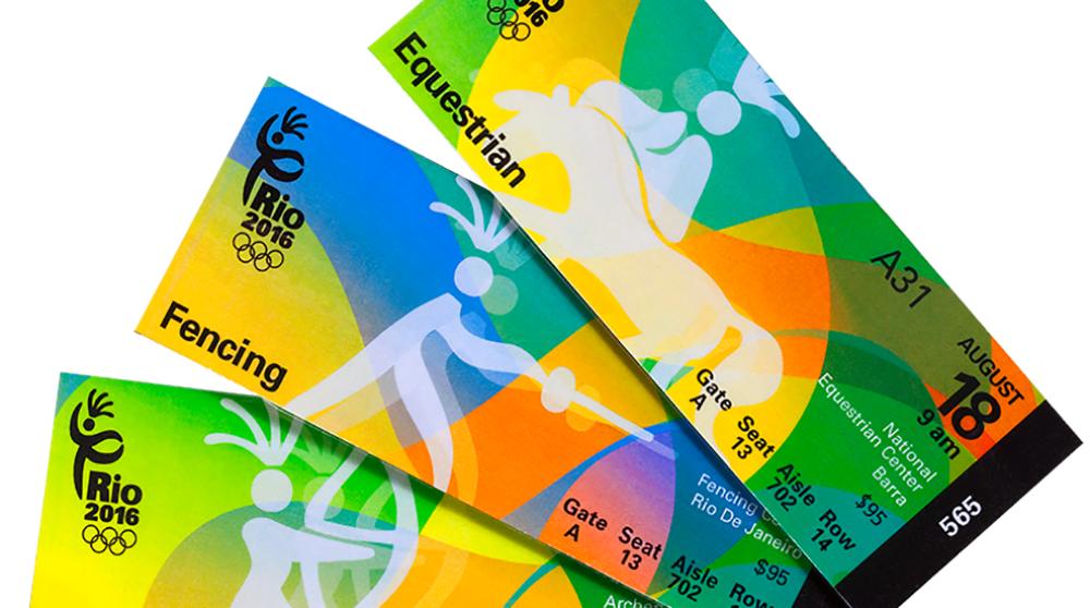ريو 2016: مبيع اكثر من 100 الف بطاقة خلال ساعات
