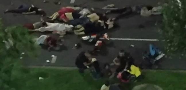 الداخلية الفرنسية: ارتفاع عدد قتلى هجوم نيس إلى 84