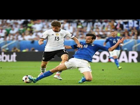 اهداف مباراة المانيا وايطاليا