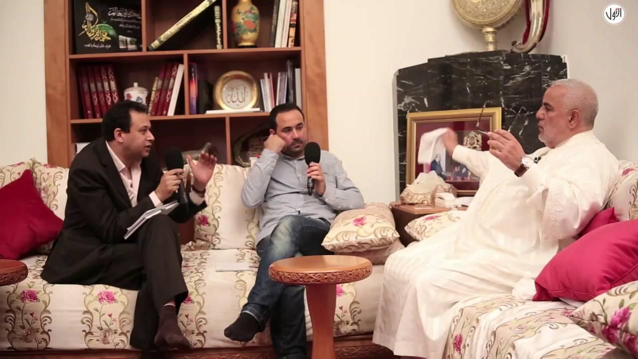 بنكيران: لعثماني وباها منعاني من مواجهة الهمة