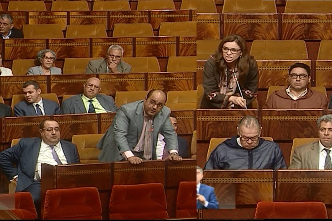 "برلمانيون اتحاديون: ""بلادنا ماشي مزبلة"""