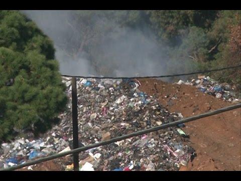 حرق النفايات…يزيد أضعاف المرات بمرض السرطان
