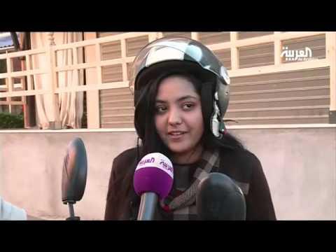 الدراجات النارية و شوارع مراكش