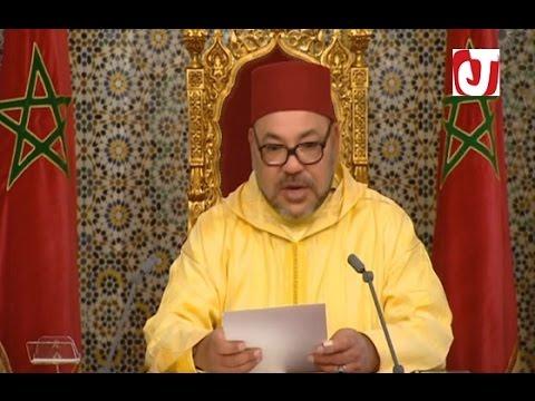 """الملك محمد السادس يقصف الجزائر بقوة : """"المغرب والحمد لله مُتقدّم بدون نفط ولا غاز"""""""