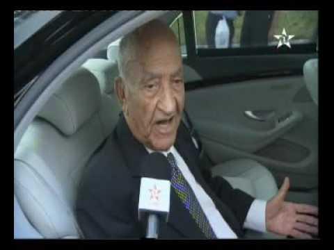تعليق عبد الرحمان اليوسفي بعد تدشين الملك لشارع يحمل اسمه بطنجة