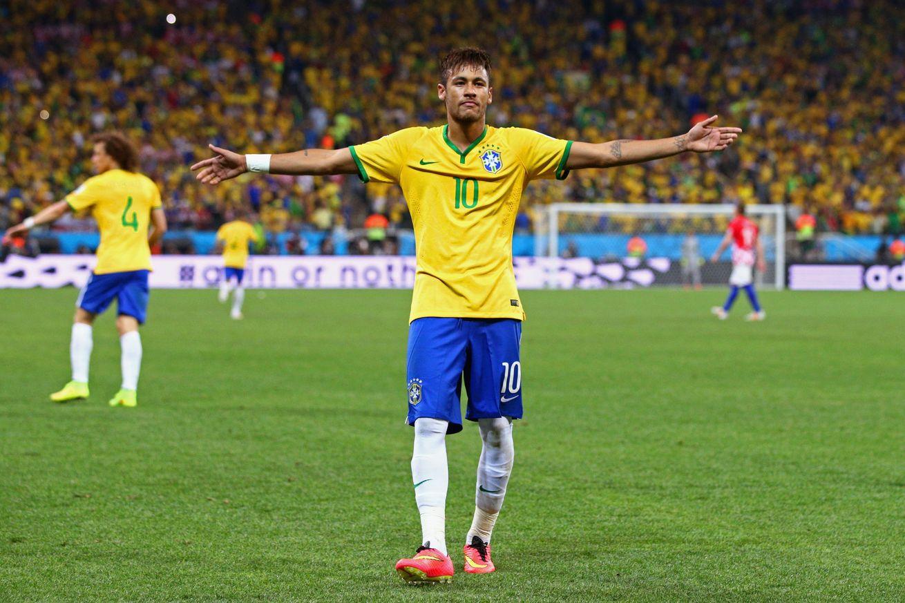 نيمار يقود منتخب البرازيل في أولمبياد ريو 2016