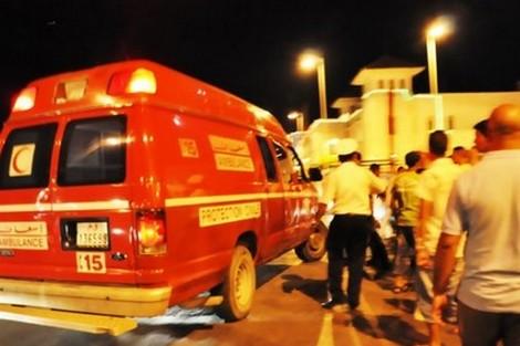 حفظهم الله….وفاة طفل وإصابة 16 آخرين في انقلاب حافلة كانت تنقل اطفال مخيم بشيشاوة