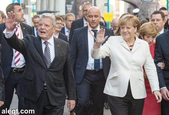 """الرئيس الالماني يعبر عن """"صدمته الكبيرة"""" بعد اعتداء ميونيخ """"الاجرامي"""""""