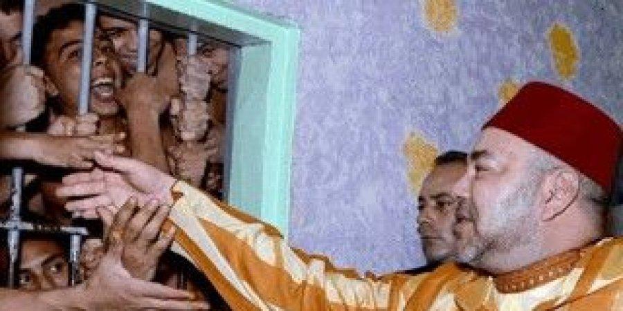 الملك يصدر عفوه السامي  على السجناء بمناسبة عيد الفطر